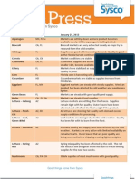 Targeted Fresh Press 1.25.2013