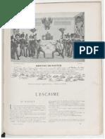 French School of Fencing - Leon Lecuyer