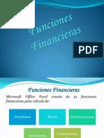 Funciones Financieras II