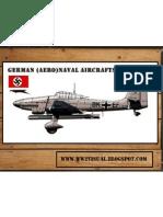 German (Aero)Naval Aircrafts - Bombers