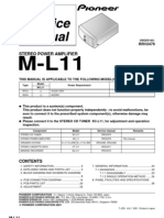 Pioneer M-L11