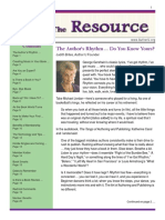The Resource / Volume 2 Issue 2