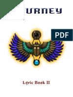 Journey Lyric Book II