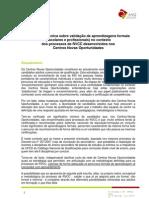 Orientações técnicas - Valorizar Percursos Formais Conluidos Com to