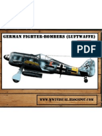 German Fighter-Bombers (Luftwaffe)