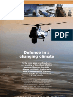 Defence In A Changing Climate