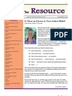 The Resource / Volume 3 Issue 8