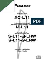Pioneer XC-L11