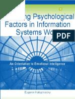 Managing IT Emotional Intelligence