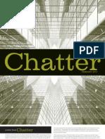 Chatter, February 2013