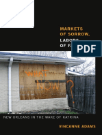 Markets of Sorrow, Labors of Faith by Vincanne Adams