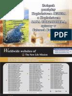 Związek pomiędzy Kapłaństwem JEZUSAa KapłaństwemJANA CHRZCICIELA,opisany wCzterech Ewangeliach