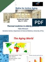 Thermal Medicine in Elderly Patients