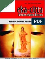 Ekacitta 28 (Simbol Dalam Buddhisme) OKE