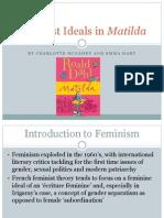 matilda feminism pp