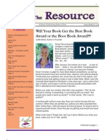 The Resource / Volume 3 Issue 9