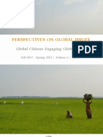 "Perspectives on Global Issues - ""Policy Coherence for Burma's Opium Economy"" on Pg 51"