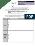 govt final challenge - report card