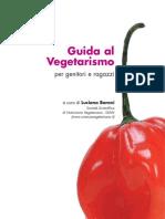 Guida Al Vegetarismo Vegan