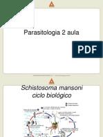 2ª Aula Parasitologia e Imunologia Clínica
