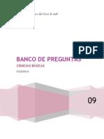 BANCO DE PREGUNTAS DE CIENCIAS BÁSICAS