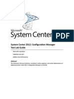 SCCM Test Lab Guide
