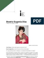 Privadoentrevistas Beatriz Eugenia Díaz