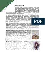 EVOLUCIÓN HISTORICA DE LA PSICOLOGÍA
