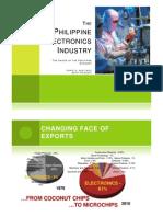 philippines electronics industry