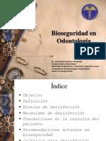 Bioseguridad en Odontología (clase Uno).