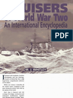 [Arms and Armour Press] Cruisers of World War Two. an International Encyclopedia