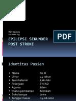 epilepsi sekunder