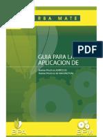 Yerba Mate Guia Practicas Agricolas Manufact