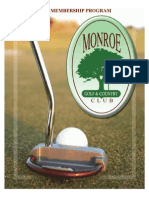 Monroe Golf and Country Club