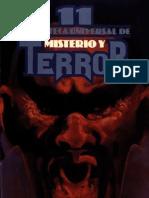 Biblioteca Universal de Misterio Y Terror 11