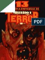 Biblioteca Universal de Misterio Y Terror 13