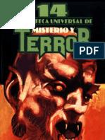 Biblioteca Universal de Misterio Y Terror 14