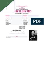 Ullmann Viktor-petr Kien_der Kaiser Von Atlantis
