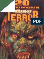 Biblioteca Universal de Misterio Y Terror 20