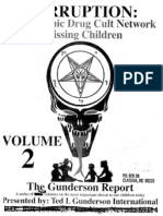 Corruption-The Satanic Drug Cult Network and Missing Children-Vol. 2 of 4