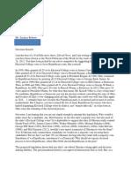 Letter to John Kasich