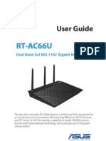 Asus RT-AC66u User's Manual