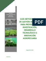 Guia Gestion Ambiental Proyectos Agricolas