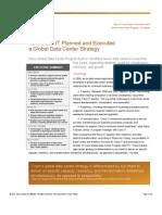 Inside Cisco IT Case Study