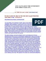 Lisbon Treaty facts
