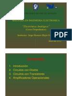 Electronica General ( C. Propedeutico )