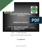 Materia Derecho Fiscal i