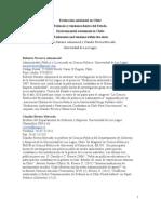 Navarro (2012) Estado y conflictos ambientales en Chile. Falencias y tensiones en la evaluación.