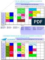 Sem-2 and Sem-4 Time Table