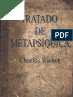 Tratado de Metapsiquica